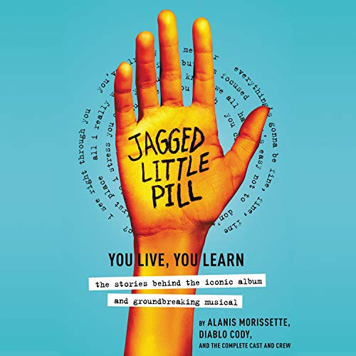 Jagged Little Pill cover art