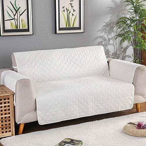 CC.Stars Funda de sofá elástica Repelente al Agua,Funda de sofá reclinable, Protector de Alfombrilla para Perros y niños,Fundas de sofá Reversibles para Sala de Estar, Fundas de 1/2/3 plazas, Colo