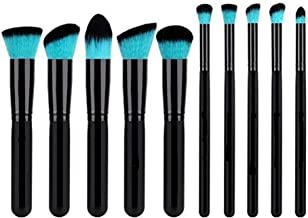 Brain Freezer Makeup Brush Set Synthetic Cosmetics Foundation Powder Concealers Blending Eye Shadows Face Makeup Brush Set...