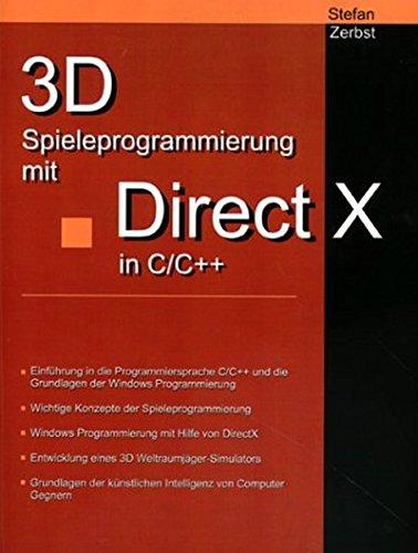 3D Spieleprogrammierung mit Direct X in C/C++