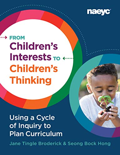 Compare Textbook Prices for From Children's Interests to Children's Thinking: Using a Cycle of Inquiry to Plan Curriculum  ISBN 9781938113635 by Broderick, Jane Tingle,Hong, Seong Bock