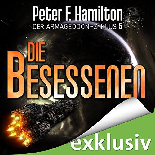 Die Besessenen (Der Armageddon-Zyklus 5) Titelbild