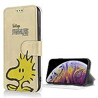 Iphone Xs ケース 手帳型 Snoopy スヌーピー Iphone X/Xs ケース 手帳型 手帳型 アイフォンx/Xs ケース Qi充電対応 横置き機能 カバー 財布型 Tpu+Puレザー カード収納 マグネット式 カバー 人気
