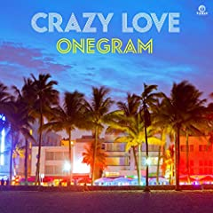 ONEGRAM「Crazy Love」の歌詞を収録したCDジャケット画像