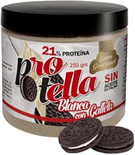 Protella Protella Chocolate Con Cookies 250Gr. 500 g