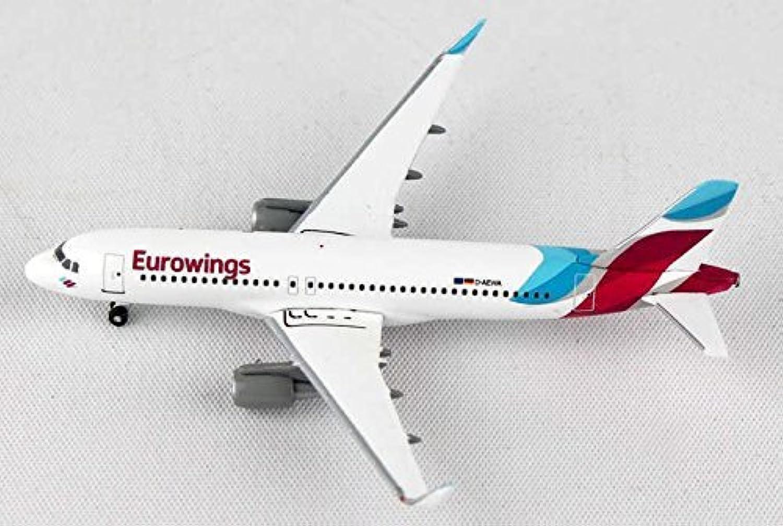 Tienda de moda y compras online. Herpa Wings 1   500 A320 eurowings D-AEWA D-AEWA D-AEWA by Herpa Wings  60% de descuento