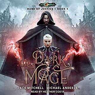 The Dark Mage cover art