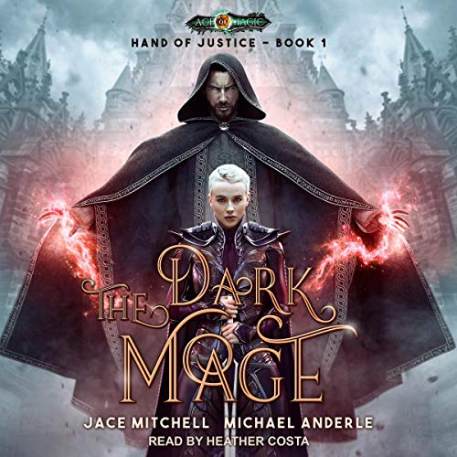 The Dark Mage cover art