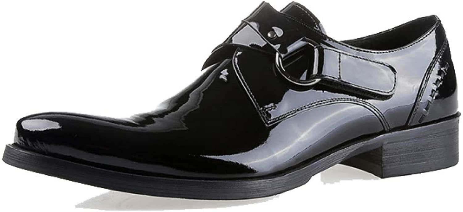 YCGCM Men's shoes, England, Business, Trend, Pointed, Comfortable, Low-top shoes, Lace
