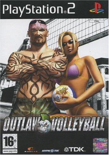 Outlaw Volley Ball [DVD-ROM] [PlayStation2] [Importado de Francia][Importato da Francia]