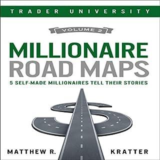 Millionaire Road Maps audiobook cover art