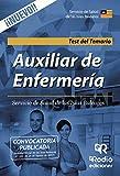 Auxiliar de Enfermería. Servicio de Salud de las Islas Baleares. Test del Temario