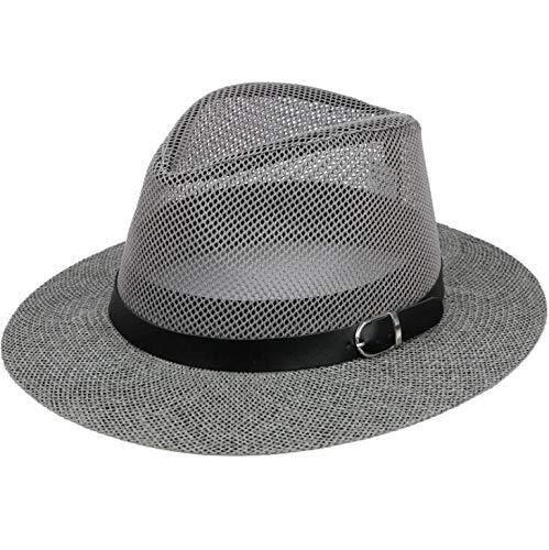 Jiahe115 mini-baseballmuts met beschermkap, cowboy-hoed, unisex, jeans, modieus, voor mannen