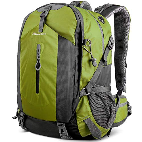 OutdoorMaster Hiking Backpack 50L - Hiking & Travel Backpack