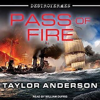 Pass of Fire audiobook cover art