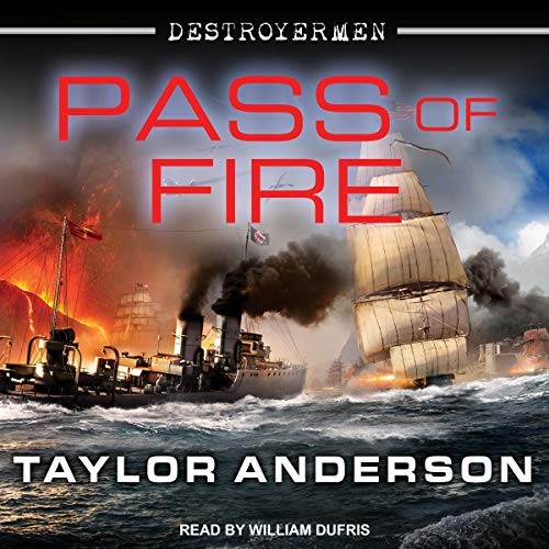 Pass of Fire audiobook cover art