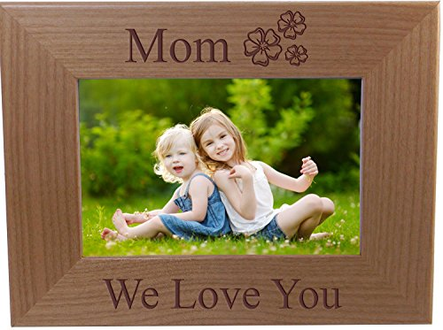 Lucky To Call You My Dad Wood Picture Frame Holds 4x6 Inch Photo Great Gift for Fathers Day Birthday or Christmas Gift for Dad Grandpa Papa Husband CustomGiftsNow