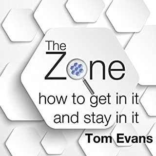 The Zone audiobook cover art