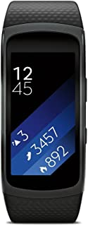 Samsung Gear Fit2 SmartWatch (Renewed) (Large)