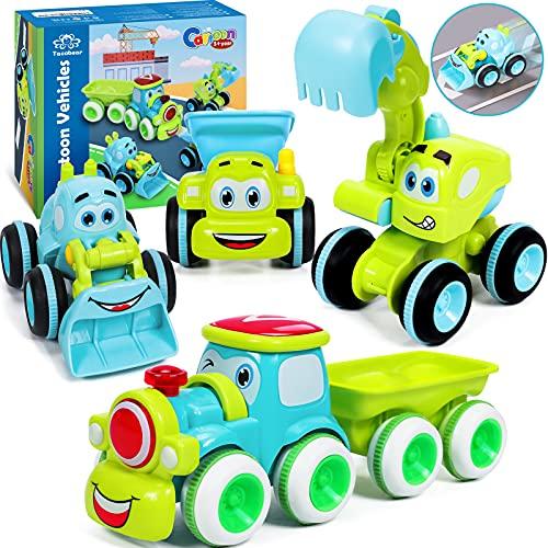 Tacobear 4 Stück Spielzeugautos Set...