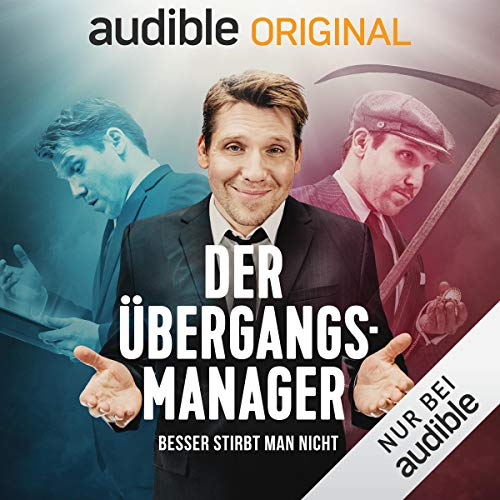 Der Übergangsmanager cover art