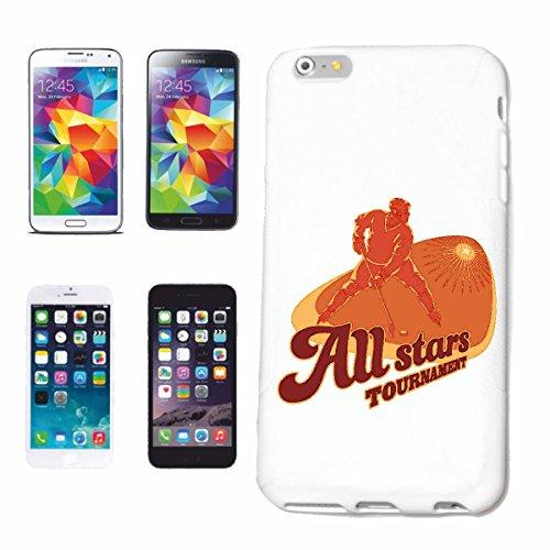 Reifen-Markt Handyhülle kompatibel für iPhone 5 / 5S Eishockey All Stars EISHOCKEYPUCK EISHOCKEYMANNSCHAFT Sport EISHOCKEYSCHLÄGER Hardcase Schutzhülle Handy Cover