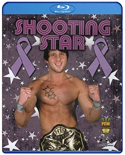 PCW - PRESTON CITY WRESTLING - Shooting Star 2015 BLU-RAY