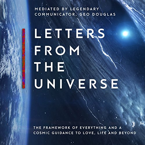 Letters from the Universe audiobook cover art