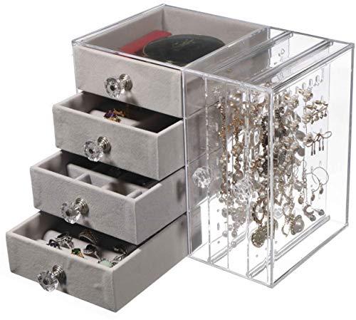 organizador 4 cajones fabricante Cq acrylic
