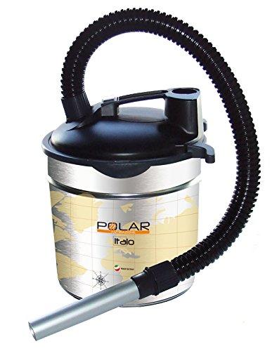 Betzold 47164 Drum Vacuum Cleaner 18L 800 W White vacuum - vacuum (drum vacuum, droog en wit)