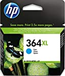 HP 364XL CB323EE Cian, Cartuch...