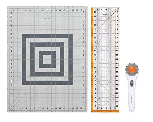 Fiskars Rotary Cutting Set (3 Piece)