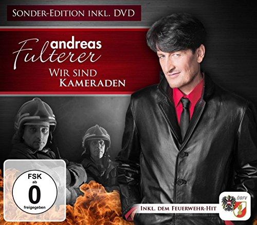 Wir Sind Kameraden - Sonderedition (Best of CD + Bonus DVD inkl. dem Feuerwehr-Hit Wir sind Kameraden auf CD und DVD)