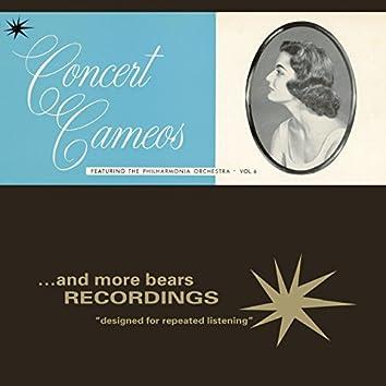 Concert Cameos, Vol. 6
