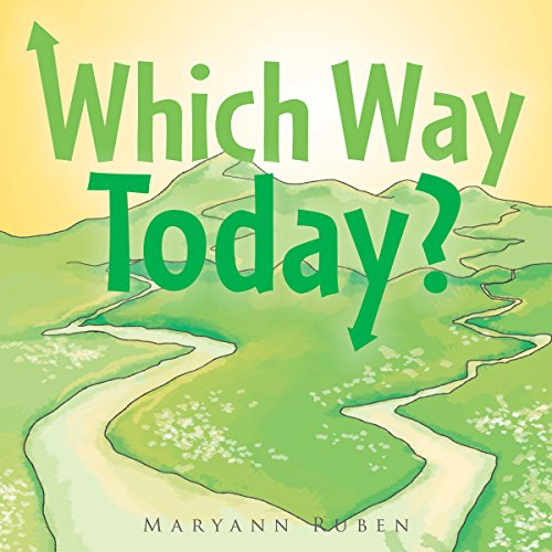Which Way Today? audiobook cover art