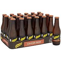 Schweppes - Cerveza de jengibre (24 x 200 ml)