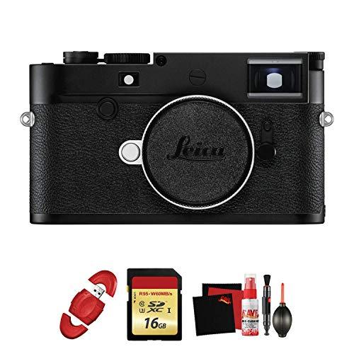 Leica M10-D Digital Rangefinder Camera with Memory...