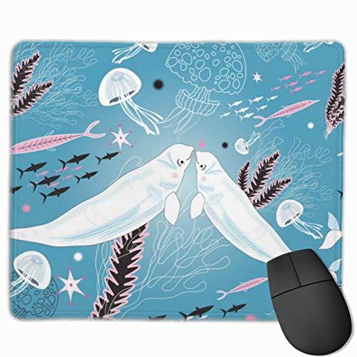 National Aquarium Mouse Pad Mouse Pad Herren Damen Schreibtischzubehör Bürobedarf