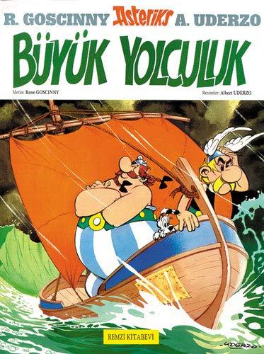 Asteriks Büyük Yolculuk - 10