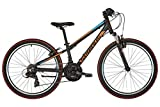 SERIOUS Rockville 24' Black/orange/Blue 2019 Kinderfahrrad