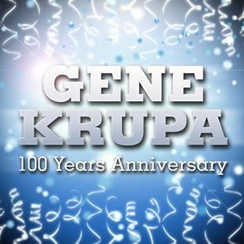 Gene Krupa 100 Years Anniversary!