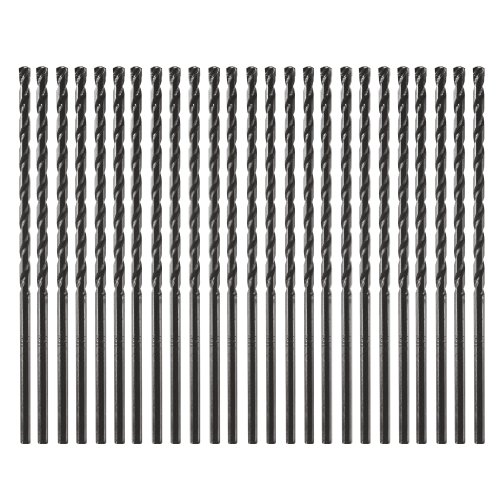 BOSCH TC3025 25-Piece 5/32 In. x 5-1/2 In. Flat Shank Hex Masonry Drill Bits