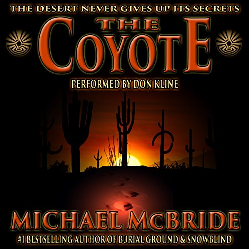 The Coyote: A Novel audiobook cover art