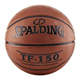 Spalding TF-150 Outdoor Basketball, Official Size 7: 29.5' Orange