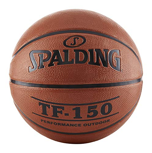 Spalding TF-150 Outdoor Basketball, Official Size 7: 29.5'