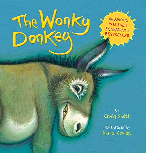 The Wonky Donkey (Book & CD)