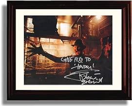 Framed Robert Englund Autograph Replica Print - Nightmare on Elm Street