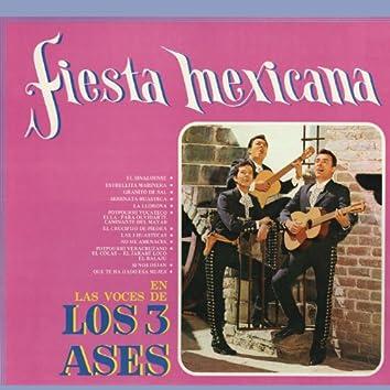 Fiesta Mexicana en las Voces de los Tres Ases