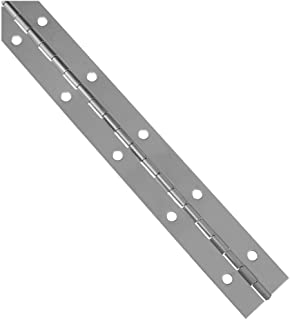National Hardware N266-932 V571 Continuous Hinge in Stainless Steel