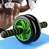Izoo Ab Roller Perfect Abdominal and Stomach Exercise for Total Body Carver Fitness Workout for Home...